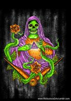 santa muerte by RidiculousArts