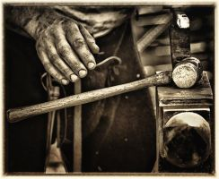 Blacksmith by KevPG