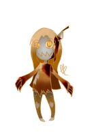 [Gacha] Caramel Monster by LHS-Princess