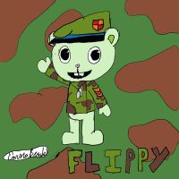 FLIPPY done on tablet by potterchic1