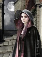 Tremere by vampirekingdom