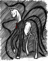 Slendermane by Cybiline