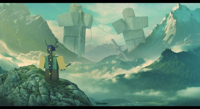 Valley of the Lost Noob by Tricolor600