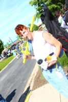 ColossalCon 2014 - YYH(PS) 30 by VideoGameStupid