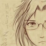 Sketch - Hanji Zoe by Thaay7