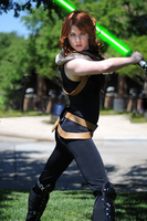 Mara Jade - Action Pose by commandah86