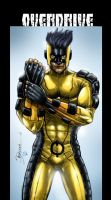 Overdrive - colored by spidey0318