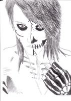 Ashley Purdy by chemicalwayierotoro