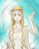 Galadriel by ForbiddenNoodles