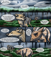 City of Trees- Ch. 3 Pg. 1 by SanjanaStone