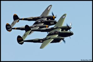 A Pair of 38s by AirshowDave
