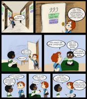 Simon and Vya - College Roommate Pt 1 of 2 by saxitlurg