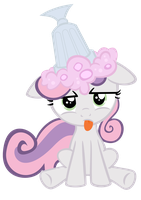 Inkscape - Sweetie Shake by TheStorm117