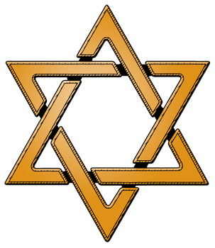 Star of David by hassified
