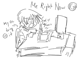 Tablet Madness by mimidan