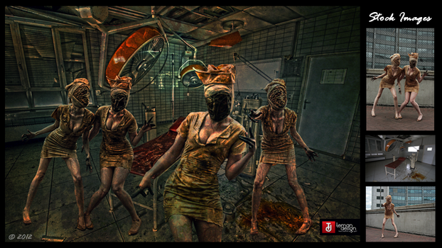 The Making: Silent Hill Revelation by teMan