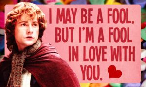 Pippin Valentine by wallabean