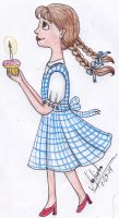 Dorothy Gale by GracefulTatiana1897