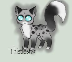 .: TcotV :. Thistlestar Chibi by TheClansOf-TheValley