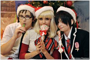 Ao No Exorcist: A Very Blue Christmas by CosplayerWithCamera