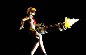 Ultimate Aigis - Heavy Arms by PlasticSparkPhotos