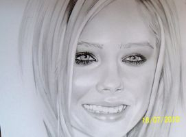 Avril Lavigne by norty677