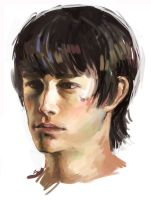 Joseph Gordon Levitt by taipoh