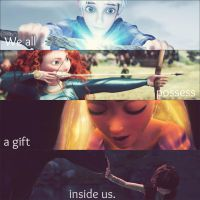 We all possess a gift inside us - The Big Four by SweetImagination13