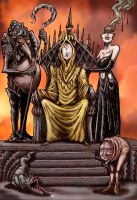 In the Court of the Yellow King by Loneanimator