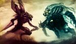 League of Legends Rivals: Rengar Vs Khazix by ArtisticPhenom