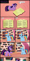 Back to the Past Pt. 3 by Toxic-Mario