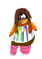 One of my club penguin drawings i drew by jazzyblock