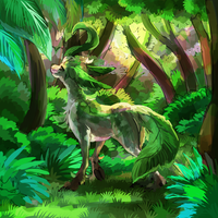 December 19th, 2014: Leafeon by UltimateSassMaster
