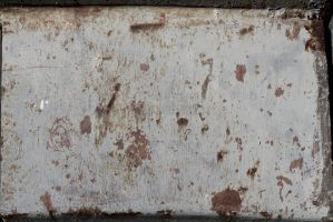 rusted wall by artistcdmj