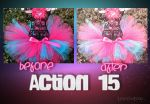 Action 15 by LexiVonEerie