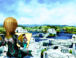 Fun With KH Fan-Edits: The Artist at Work by rubexbox