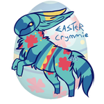 Easter Crymmie Auction closed by Girryy