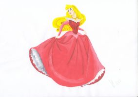 Princess Aurora by DeLeilasenpei
