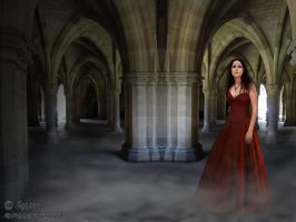 Lost lady by adunio