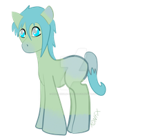 Pony Adoptable FREE by Inner-Realm-Adopts