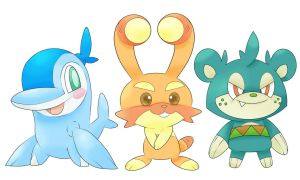 Dyego Starters by Isc0