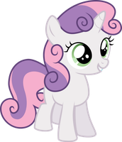 Sweetie Belle by PC012