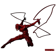 Daredevil by Pryce14