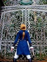 the gate by MahPsylocke