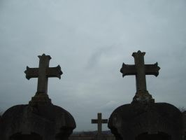 crosses by Gothicmamas-stock