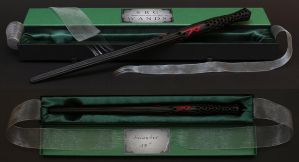 Facebook Winner Wand ''The Obscurus'' by SRG-Wands