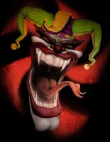 Krazy Klown by Andyfll