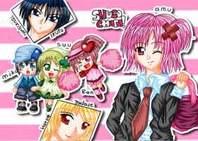 shugo chara by animemangalovers