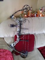 My new bow by EthanRedOtter