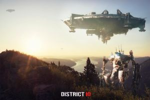 District 10 by Ghostestudios